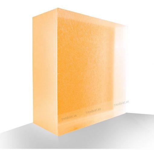 Tấm Resin xuyên sáng OR01 Oranger