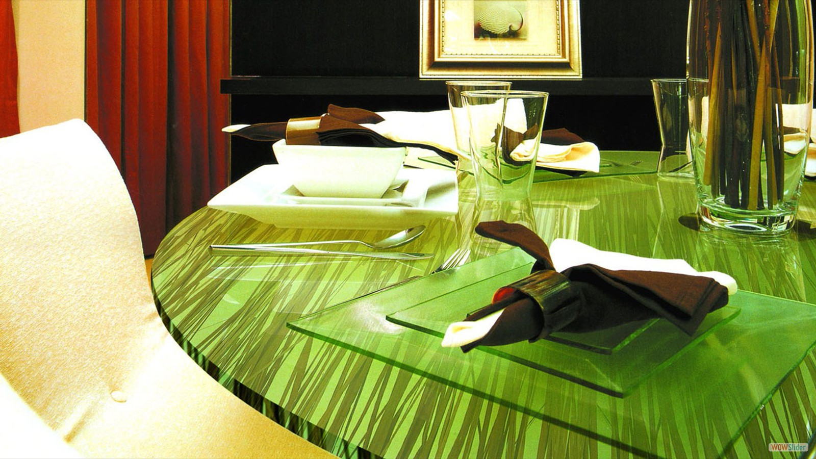 nội thất nhà hàng đẹp 3