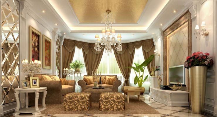 thiết kế nội thất biệt thự đẹp 5