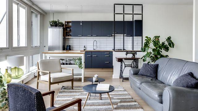 vách-ngăn-trang-trí-phòng-khách-và-bếp 3