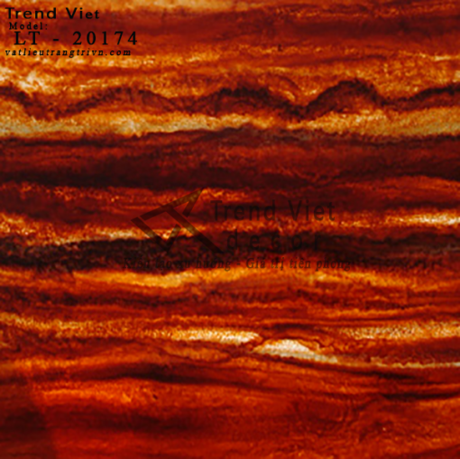 Dung nham màu sắc LT-20174