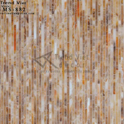 Đá xuyên sáng Vân Mosaic MS-882