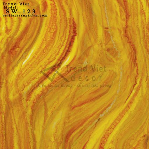 Đá xuyên sáng Vân sóng nước SW-123