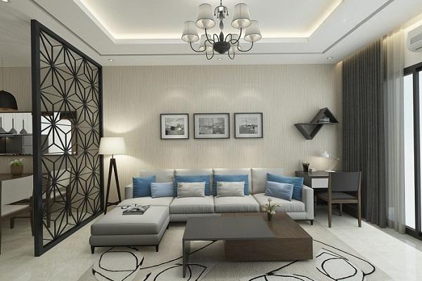 cách trang trí nội thất phòng khách đẹp 1