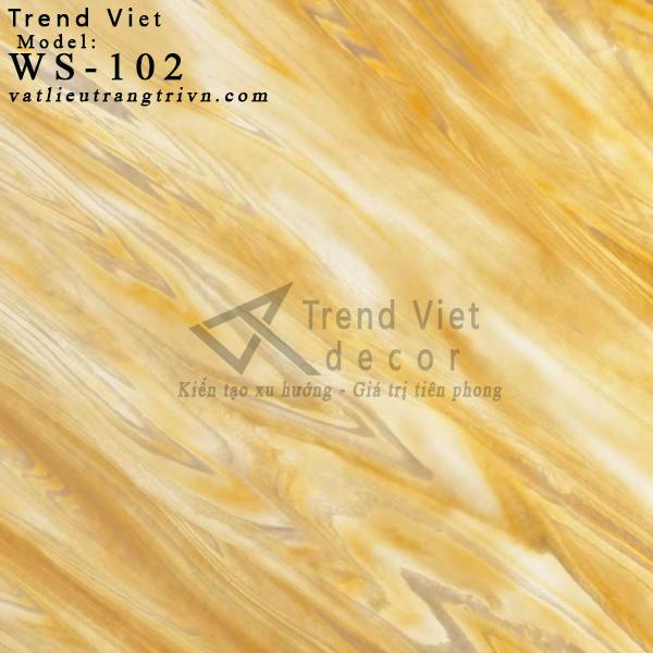Đá xuyên sáng vân gỗ WS-102