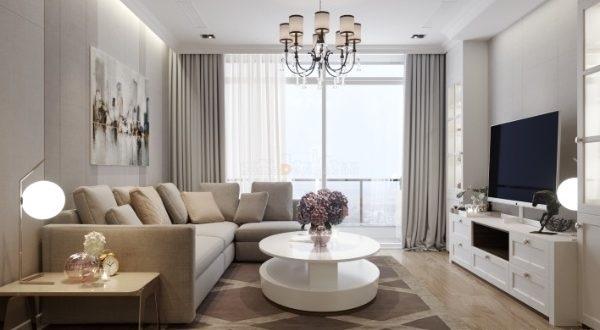 cách trang trí nội thất phòng khách đẹp 3