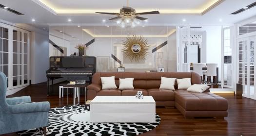 phong cách thiết kế nội thất 5