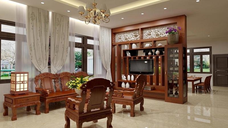 nội thất phòng khách cao cấp 3