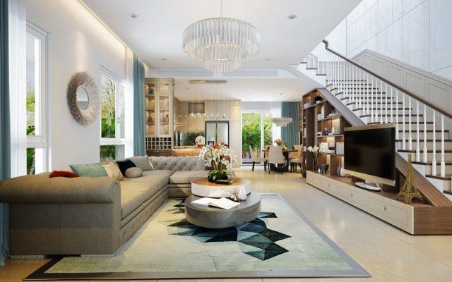 mẫu thiết kế nội thất nhà đẹp 3