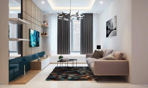 cách trang trí nội thất phòng khách đẹp 2