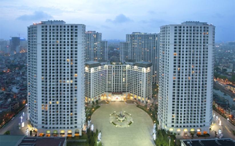 Thiết kế nội thất chung cư Royal City 1