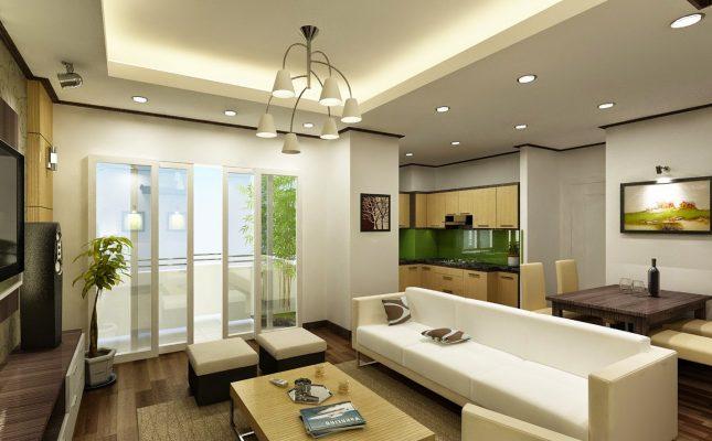phong cách thiết kế nội thất đương đại là gì 1