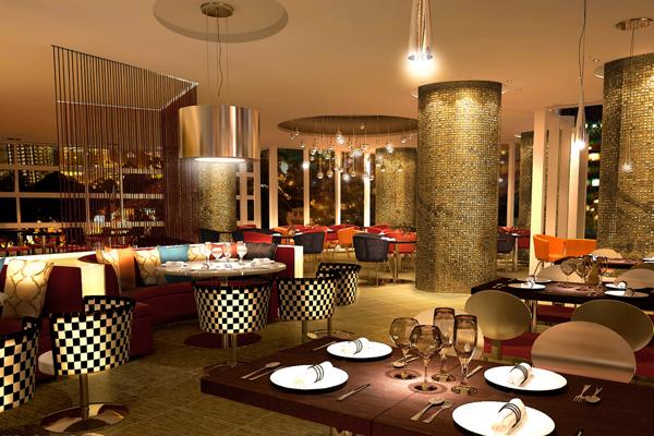 Thiết kế nội thất khách sạn 5 sao 3