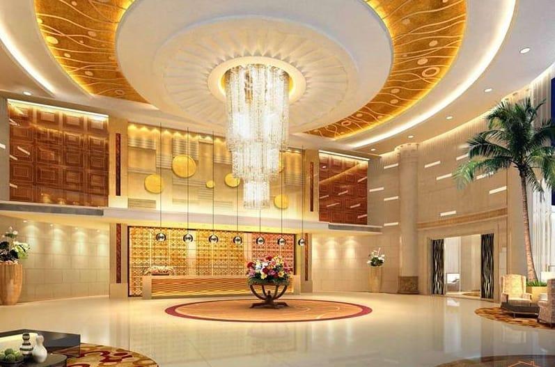 Thiết kế nội thất khách sạn 5 sao 2
