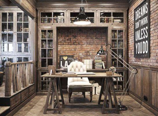 thiết kế nội thất nhà phố đẹp 1