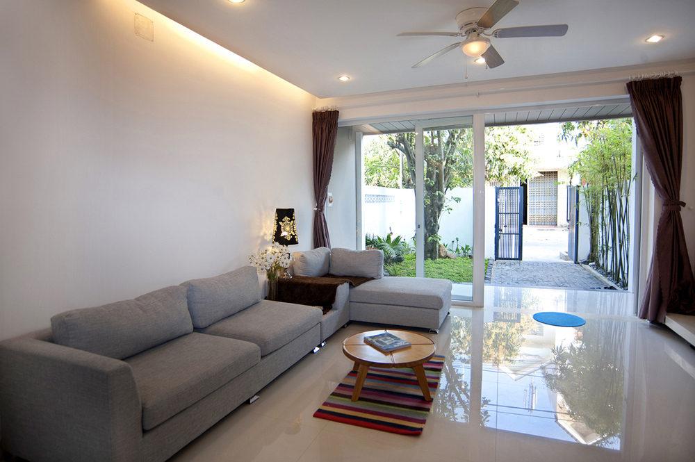 trang trí nội thất phòng khách 2