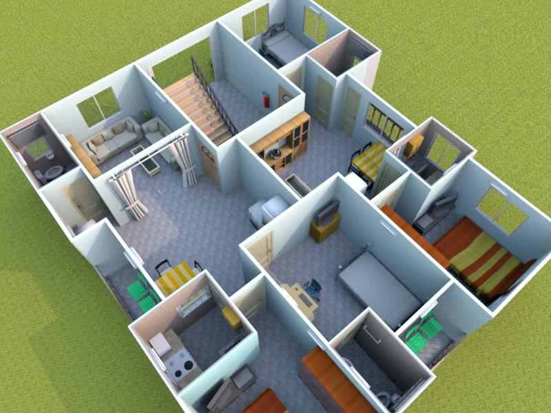 ứng dụng thiết kế nội thất 2