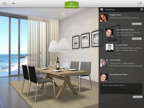 ứng dụng thiết kế nội thất 1