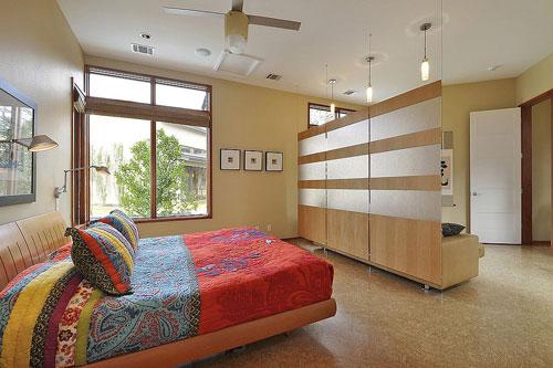 vách ngăn 2 phòng ngủ 2