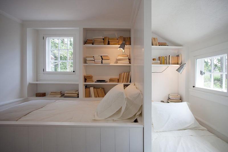 Vách ngăn phòng ngủ 9