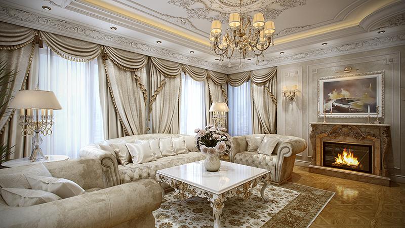 các mẫu thiết kế nội thất nhà đẹp 1