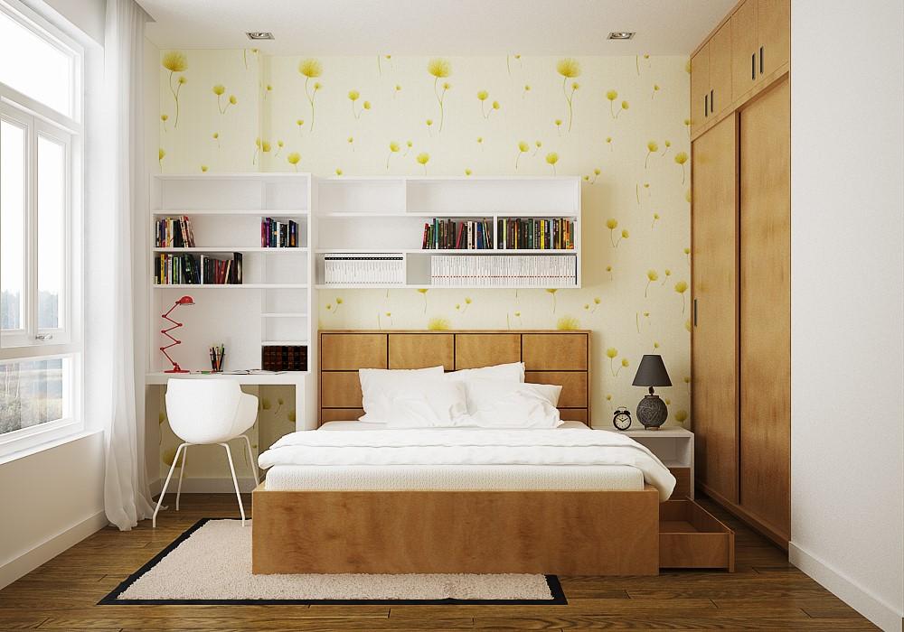 nội thất phòng ngủ hiện đại 4