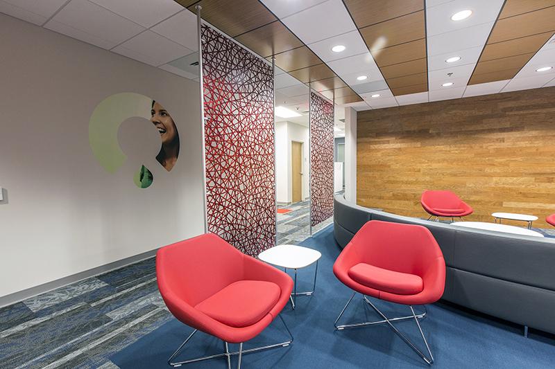 nội thất văn phòng hiện đại 3