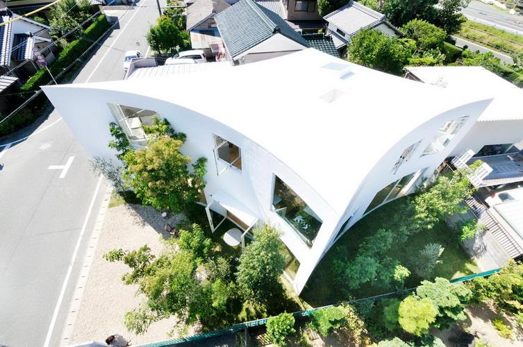 kiến trúc xây dựng 1