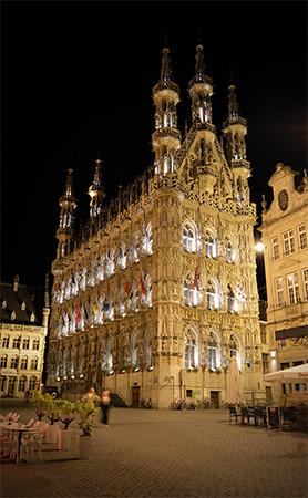 kiến trúc châu Âu 2