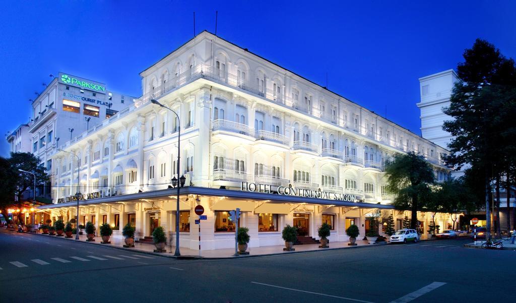 khách sạn kiến trúc Pháp 1