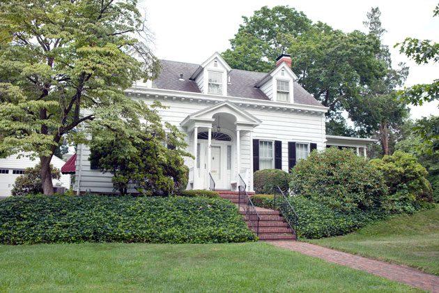 kiến trúc nhà ở kiểu Mỹ 7