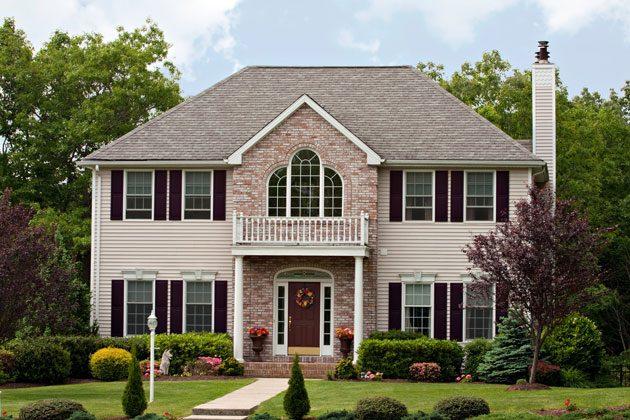 kiến trúc nhà ở kiểu Mỹ 8