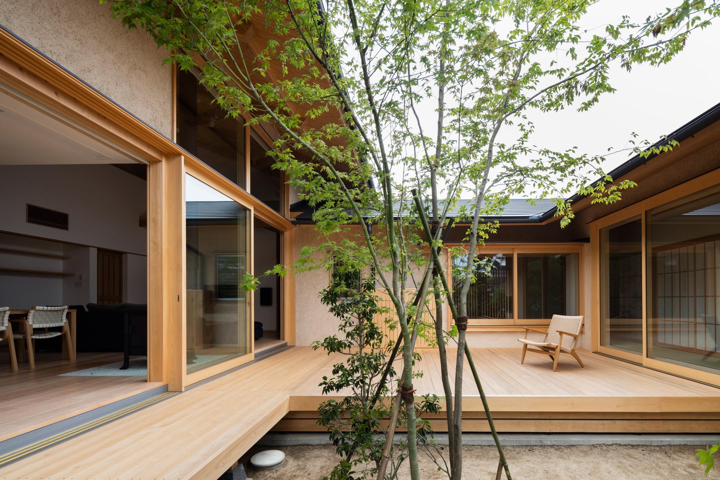 Kiến trúc nhà ở Nhật Bản 1