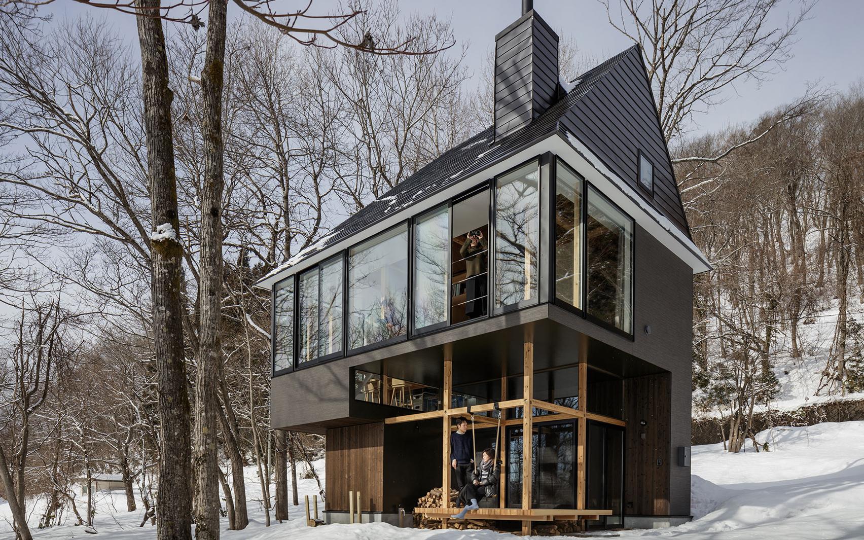 Kiến trúc nhà ở Nhật Bản 3