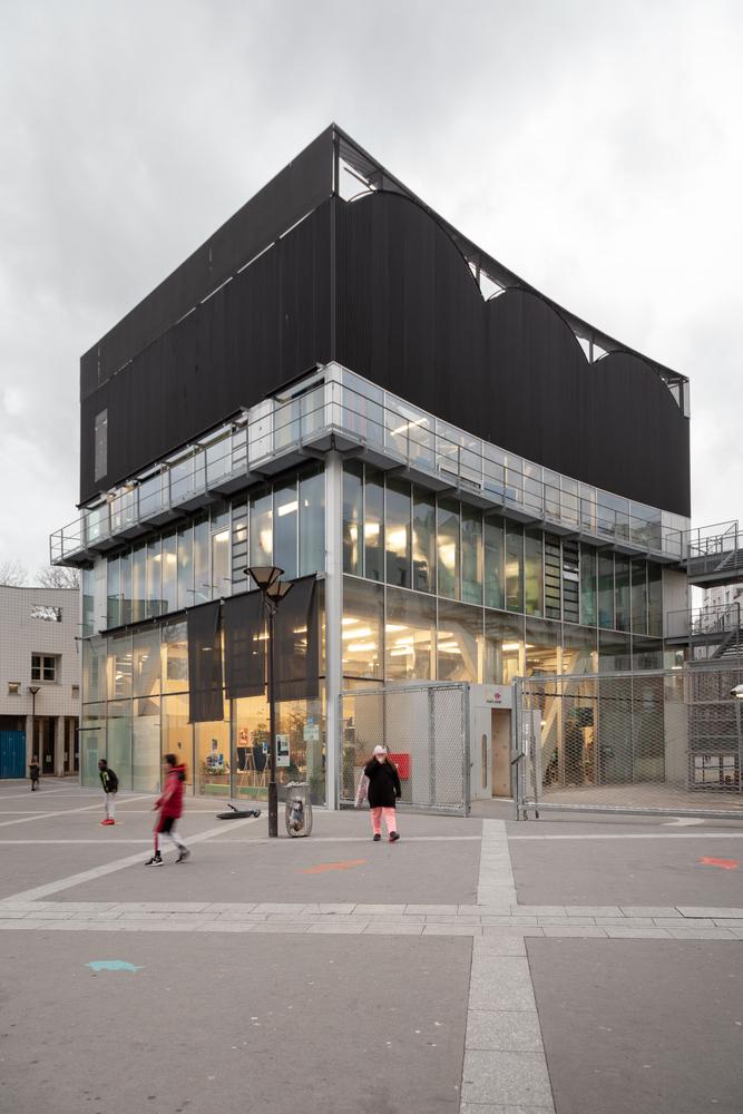 kiến trúc Pháp hiện đại 1