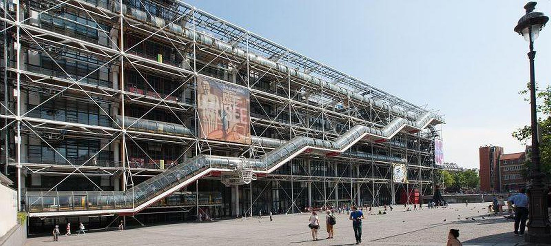 kiến trúc Pháp hiện đại 2