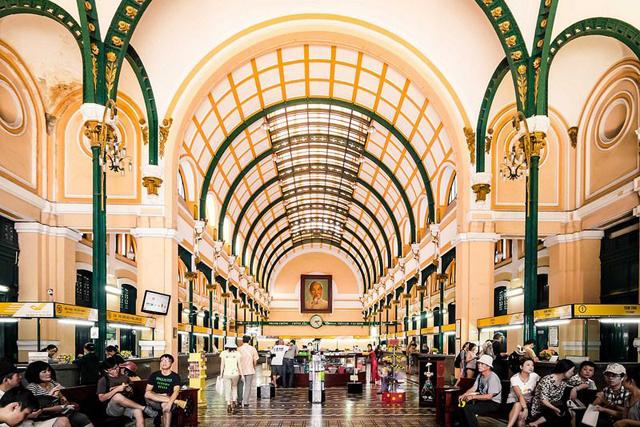 kiến trúc Pháp ở Sài Gòn 2