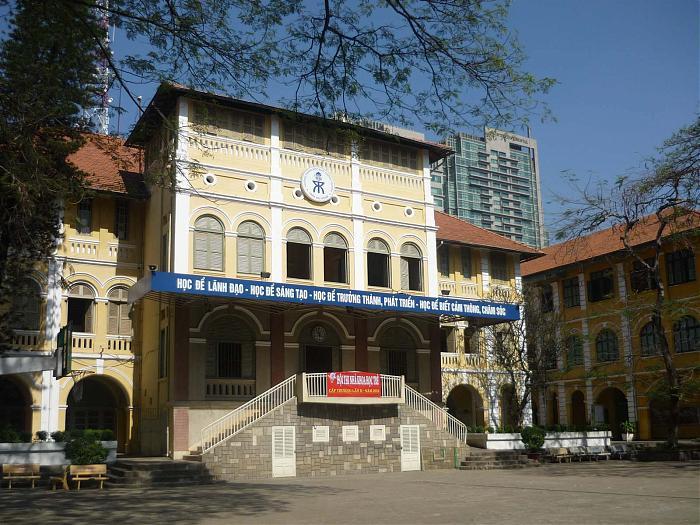 kiến trúc Pháp ở Sài Gòn 3