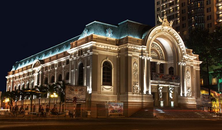 kiến trúc Pháp ở Sài Gòn 4