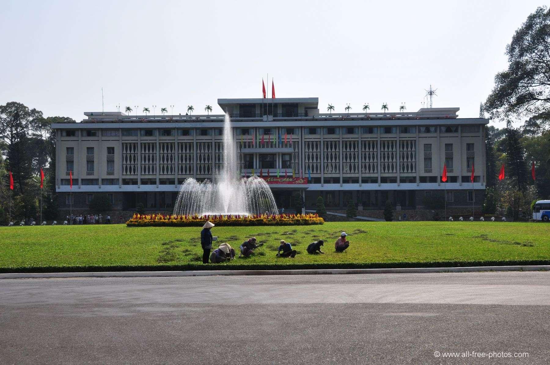 kiến trúc Pháp ở Sài Gòn 6