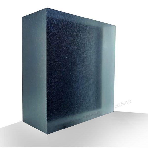 Tấm Resin xuyên sáng BB01 blue back