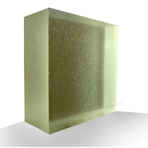Tấm Resin xuyên sáng GM08 green moss